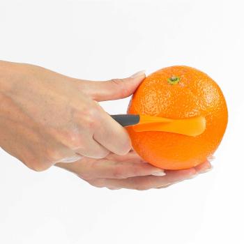 Lurch Orangenschäler mit Nylonklinge