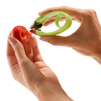 Lurch Strunkentferner für Tomate, Kiwi, Erdbeere etc.