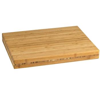 Lurch Schneidbrett Bambusbrett groß mit leichter...