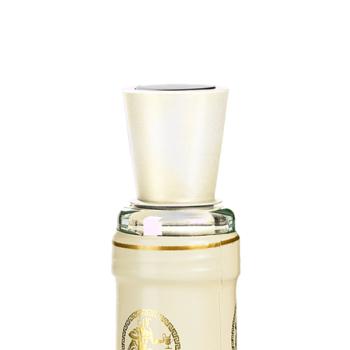 Lurch Flaschenstopfen cremeweiss für Weinflaschen,...