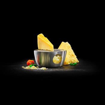 Lurch RazorTech EDS Parmesanreibe mit Deckel