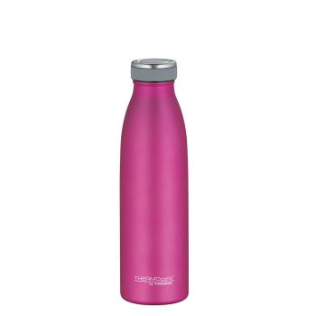 TC Bottle Thermosflasche Pink Matt 0,5 Liter Isolierflasche