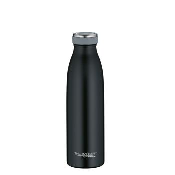 TC Bottle Thermosflasche Schwarz Matt 0,5 Liter...