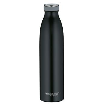 TC Bottle Thermosflasche Schwarz Matt 0,75 Liter...