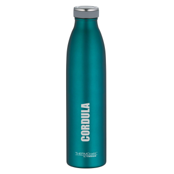 Personalisierte TC Bottle Thermosflasche Teal Matt 0,75...