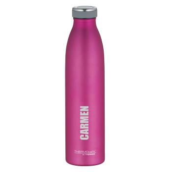 Personalisierte TC Bottle Thermosflasche Pink Matt 0,75...