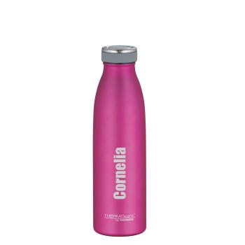 Personalisierte TC Bottle Thermosflasche Pink Matt 0,5...