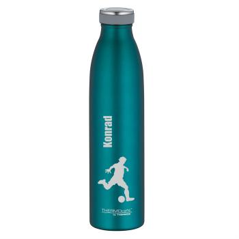 Personalisierte TC Bottle mit Motiv Fußballer...