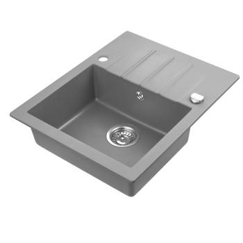 Axigran Granitspüle Mojito 20 Beton 45er