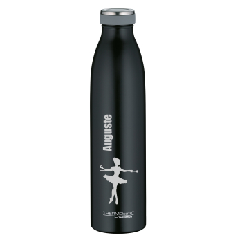 Personalisierte TC Bottle mit Motiv Ballerina...