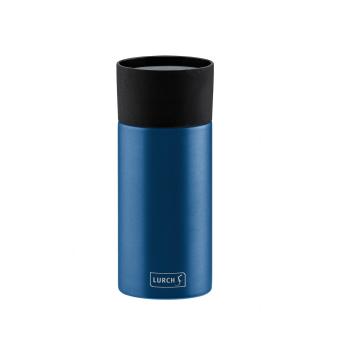 Thermobecher Becher mit Einhandbedienung 0,3 l denim blue