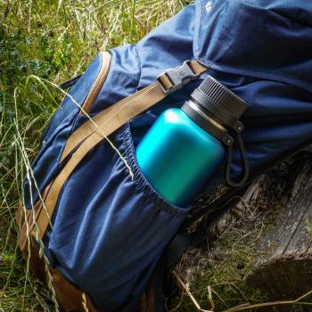 Lurch Isolier-Flasche Outdoor EDS 1l wasserblau
