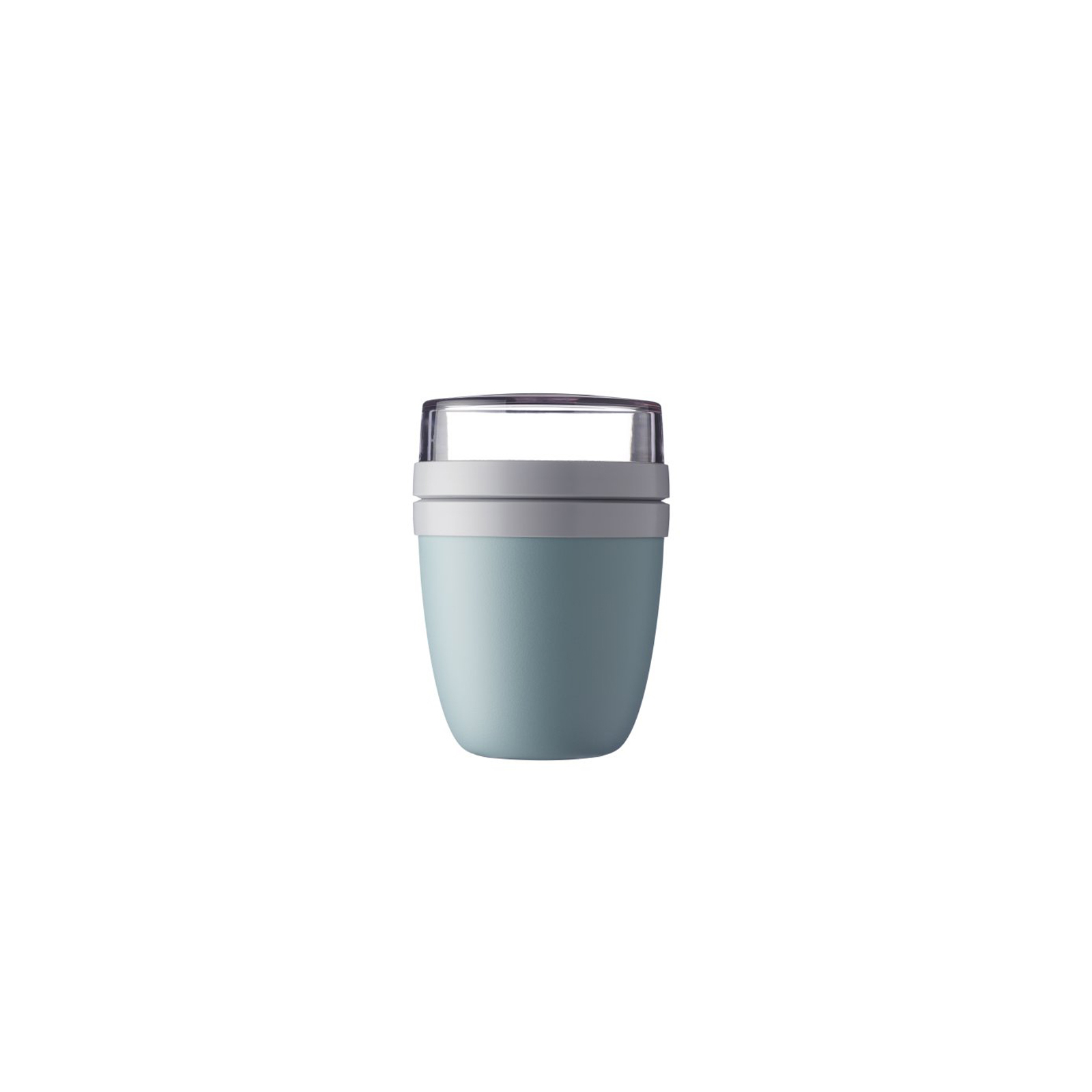Lunchpot Ellipse Nordic Green 500 ml + 200 ml