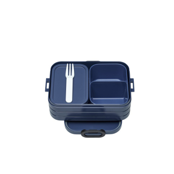 Bento Lunchbox Take a Break midi Nordic Denim 900 ml mit...