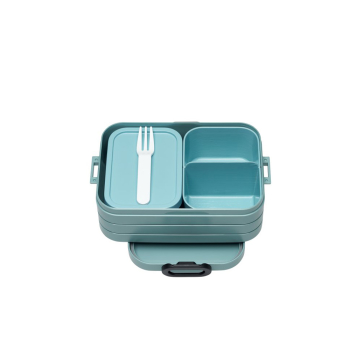 Bento Lunchbox Take a Break midi Nordic Green 900 ml mit...