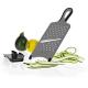 Lurch Gemüsehobel iron grey & schwarz