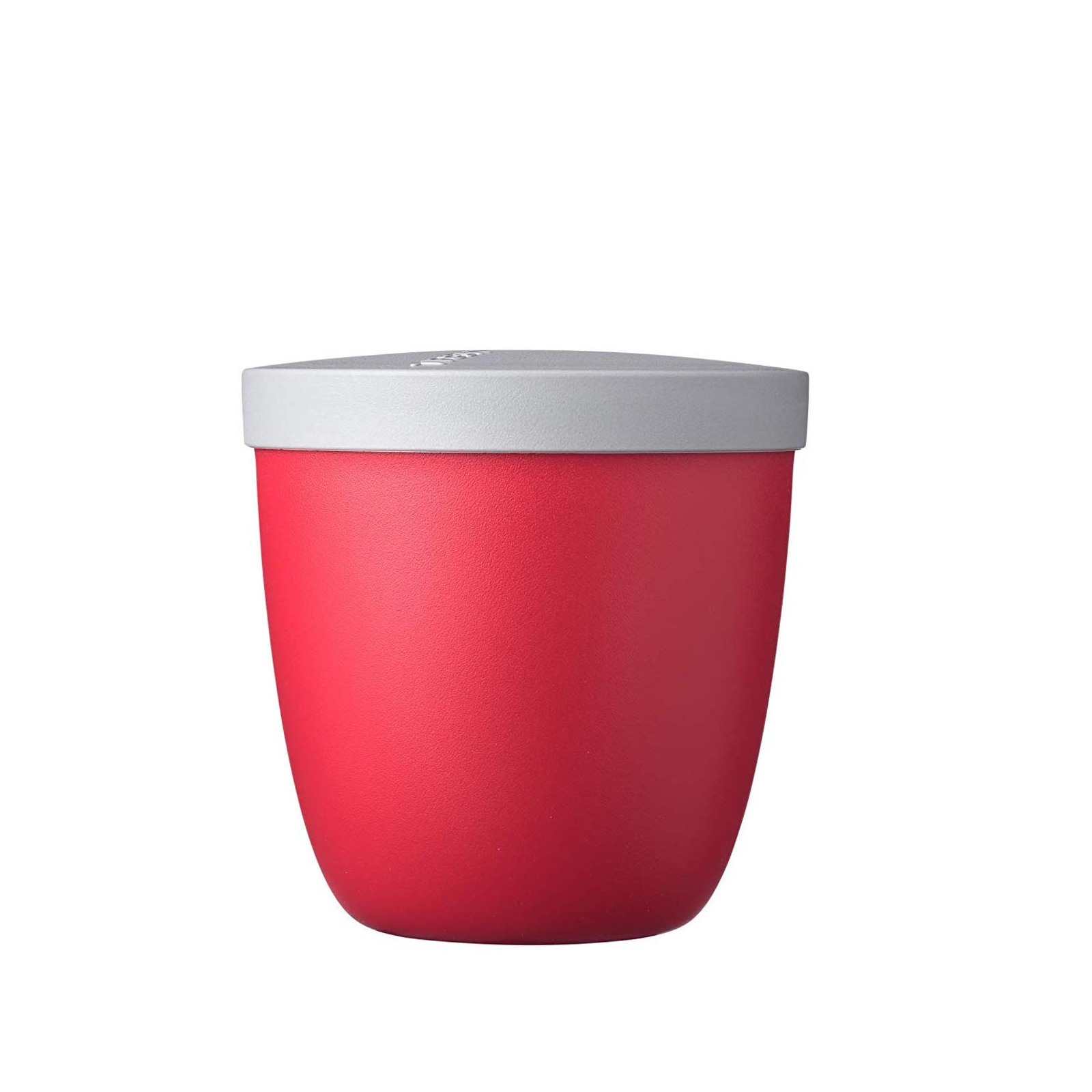 Snack Pot Ellipse Nordic Red 500 ml