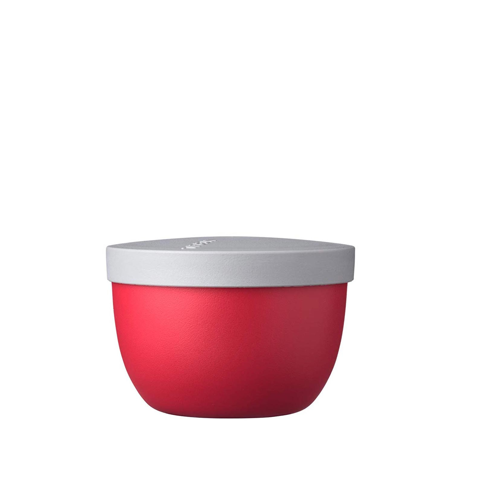 Snack Pot Ellipse Nordic Red 350 ml