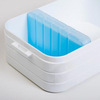 Kühlakku Transparent auslaufsicher ideal für...