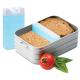 Kühlakku Transparent auslaufsicher ideal für Luchbox