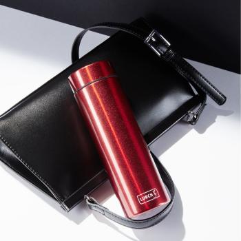 Lurch Isolierflasche Lipstick 0,3 Liter Cherry Red