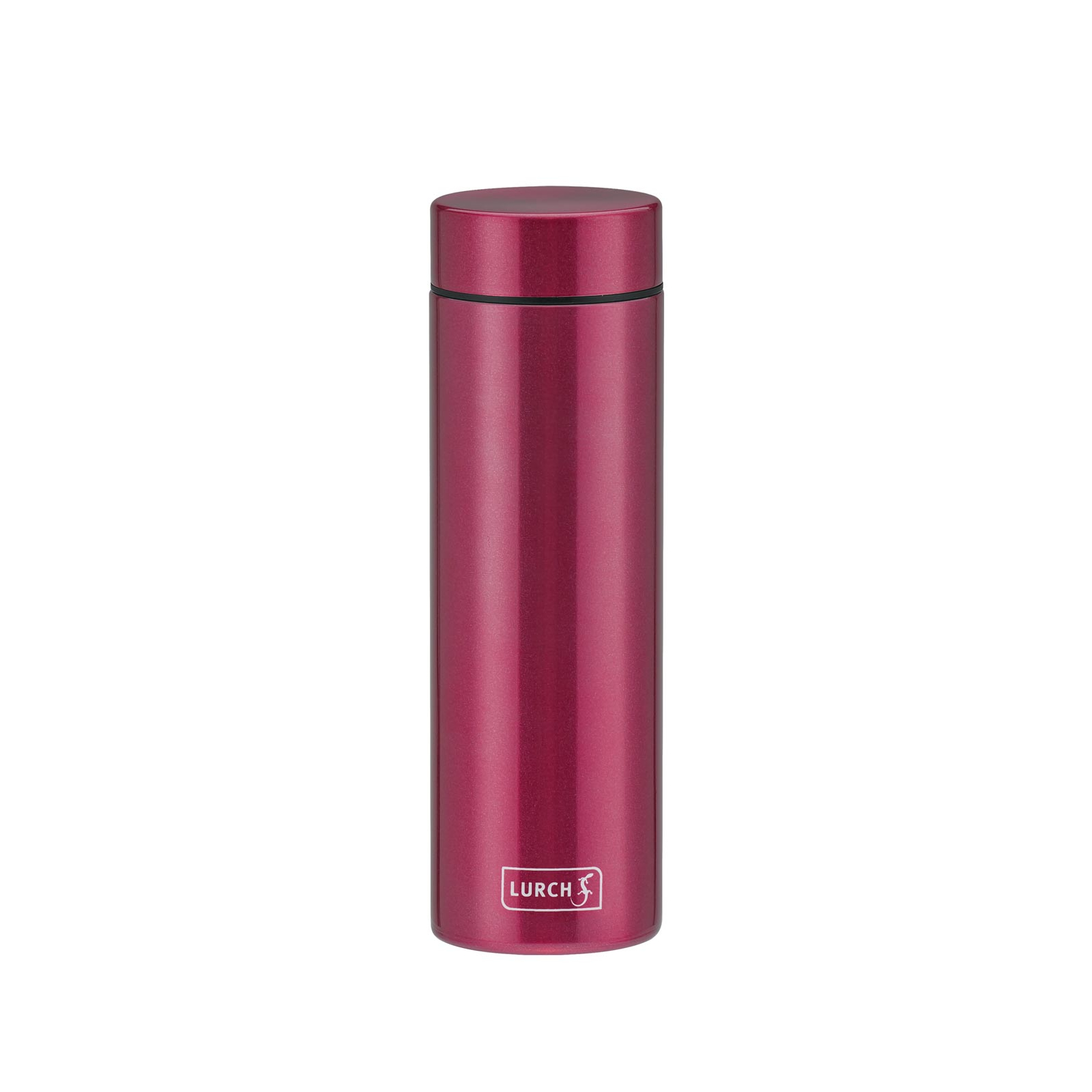 Lurch Isolierflasche Lipstick 0,3 Liter Berry Red