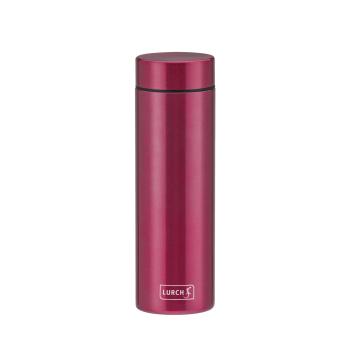 Lurch Isolierflasche Lipstick 0,3 Liter Berry Red