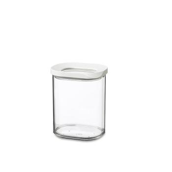 4er Set Vorratsdose Modula Mini 375 ml - Weiß