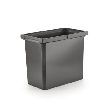 Ersatzeimer 22 Liter anthrazit für Abfallsammler Cox...