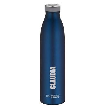 Personalisierte TC Bottle Thermosflasche Saphir Blau 0,75...