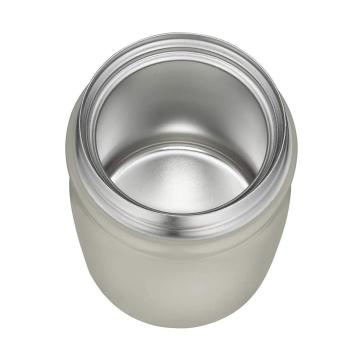 Isolierspeisegefäß foodMug 0,35 silver lining