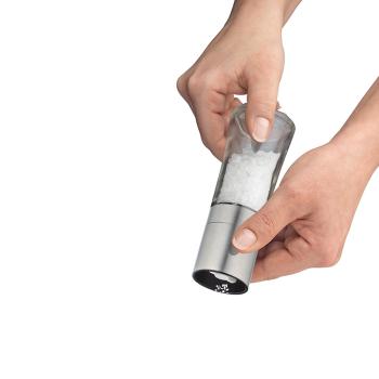 Cilio Salzmühle BARI satiniert 14 cm