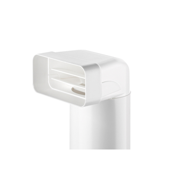 Flachkanal Set-2/flow 125  COMPAIR® flow 125 4033041