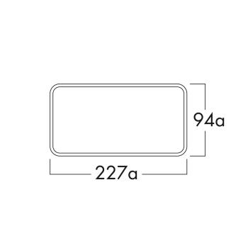 COMPAIR® flow Star Mauerkasten GTS 150