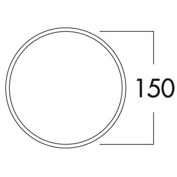 Klima-E Blow-E 150 Mauerkasten COMPAIR® flow 150