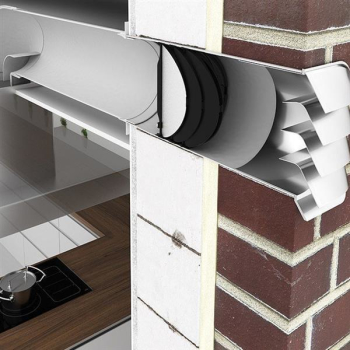 E-Jal Col® flow 150 Mauerkasten inkl. Thermobox...