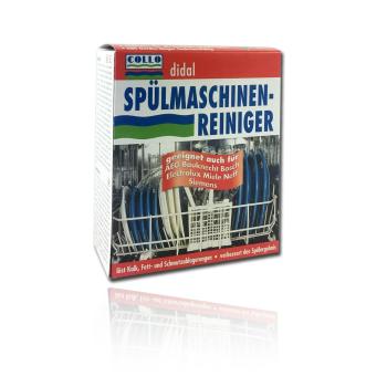 COLLO DIDAL Spülmaschinen Reiniger 250 g für...