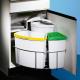 Abfallsammler Cabbi 3 plus - mit Bio Deckel