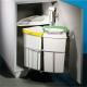 Abfallsammler Cabbi Junior 2 plus mit Bio Deckel