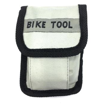 Fahrradreparatur Set Flickset Gürteltasche Multifunktionswerkzeug Radwerkzeug
