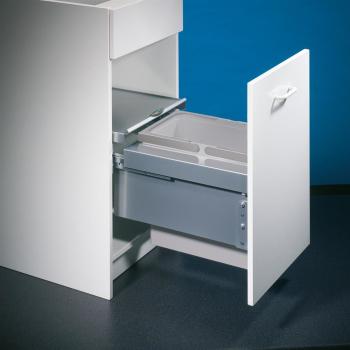 Abfallsammler Cox Base 360 S/400-1 Frontauszugsystem