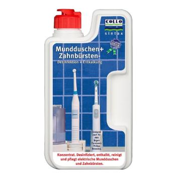 COLLO Sintax Mundduschen + Zahnbürsten Hygiene...