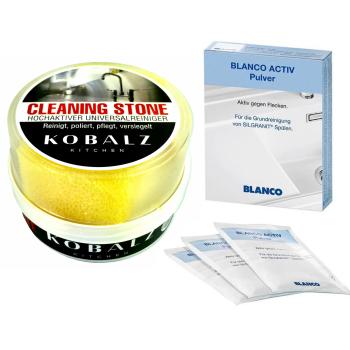 Set 1 x Blanco Activ Pulver & 1 x Kobalz Cleaning...