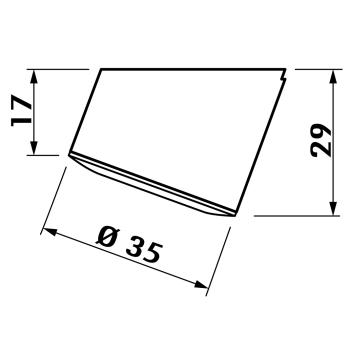 Slash Schalter - berührungslos für alle LED Konverter - 7062094