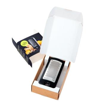 X-Serie Reibe Mini Muskatnuss / fein schwarz