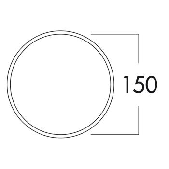 E-Jal 150 Außenjalousie 150 a (190 x 190) mm - 4022012